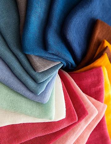 Les textiles écologiques & végétales